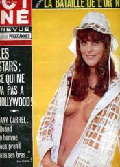 Cine Revue - Tele-Programmes - 53e Annee - N° 47 - The Sting. - Couverture - Format classique