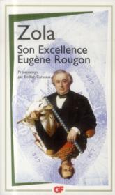 Son excellence Eugène Rougon - Couverture - Format classique