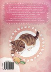 Plum, un amour de chat T.4 - 4ème de couverture - Format classique