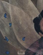 Les amants papillons - 4ème de couverture - Format classique