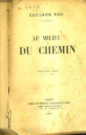 Au Milieu Du Chemin. - Couverture - Format classique