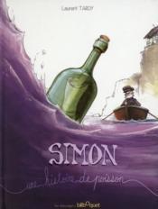 Simon ; une histoire de poisson - Couverture - Format classique