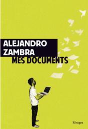 Mes documents - Couverture - Format classique