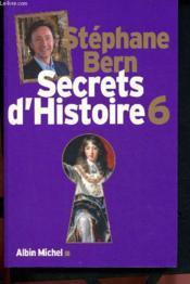 Secrets d'histoire t.6 - Couverture - Format classique