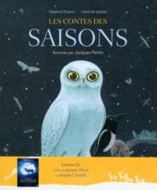 Les contes des saisons - Couverture - Format classique