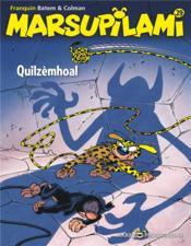 Marsupilami T.29 ; Quilzèmhoal - Couverture - Format classique