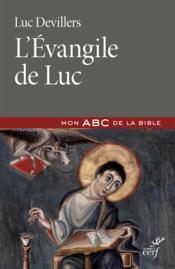 L'Evangile de Luc - Couverture - Format classique