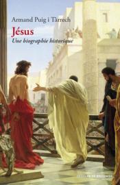 Jésus ; une biographie historique - Couverture - Format classique