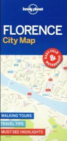 City map ; Florence (édition 2017) - Couverture - Format classique