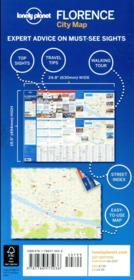 City map ; Florence (édition 2017) - 4ème de couverture - Format classique