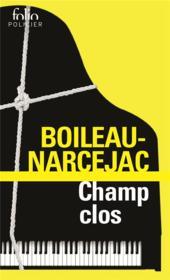 Champ clos - Couverture - Format classique