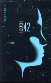 Agence 42 t.1 ; terrans - Couverture - Format classique