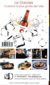Gers, Gascogne (édition 2020) - 4ème de couverture - Format classique