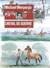 Cheval de guerre - Couverture - Format classique