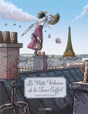 La petite voleuse de la Tour Eiffel - Couverture - Format classique