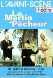 Le martin-pecheur - Couverture - Format classique