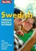 Swedish, guide de conversation suedois pour les anglais - Couverture - Format classique