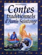 Contes aunis et de saintonge - Couverture - Format classique