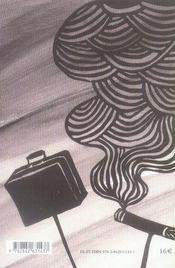 Quelques ombres - 4ème de couverture - Format classique