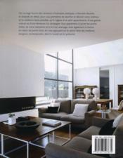 1001 conseils déco (édition 2011) - 4ème de couverture - Format classique