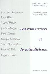 Les romanciers et le catholicisme - Intérieur - Format classique