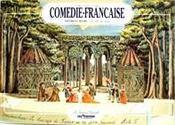 Comédie française ; théâtres et décors XVII, XVII, XIXe siècle - Intérieur - Format classique