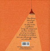 L'éphémère - 4ème de couverture - Format classique
