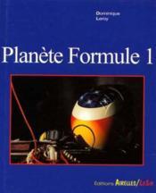 Planete Formule 1 - Couverture - Format classique