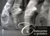 Chaussons de pointes - Intérieur - Format classique