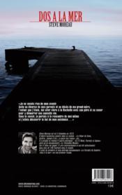 Dos à la mer - 4ème de couverture - Format classique