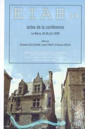 Eiah 2009. (environnements informatiques pour l'apprentissage humain) . actes de la conference, le m - Couverture - Format classique