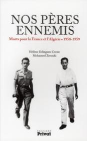 Nos pères ennemis - Couverture - Format classique