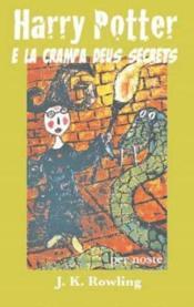 Harry Potter e la crampa deus secrets t.2 - Couverture - Format classique
