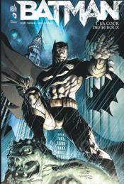 Batman T.1 ; la cour des hiboux - Couverture - Format classique