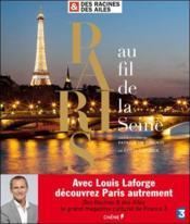 Paris au fil de la Seine - Couverture - Format classique