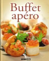Buffet apéro - Couverture - Format classique