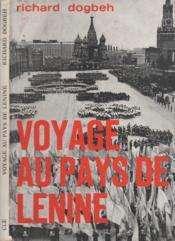 Voyage au pays de Lenine - Couverture - Format classique