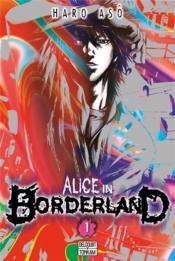 Alice in Borderland t.1 - Couverture - Format classique