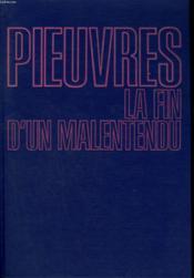 Pieuvres. La Fin D'Un Malentendu. - Couverture - Format classique