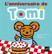 L'anniversaire de Tomi - Couverture - Format classique