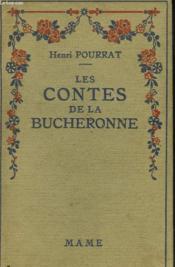 Les Contes De La Bucheronne - Couverture - Format classique