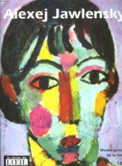 Le Chois De L'Oeil, Alexej Jawlensky. Musee Galerie De La Seita. 19 Janvier Au 30 Mars 2000. - Couverture - Format classique