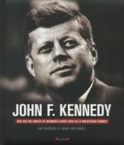 John F. Kennedy - Couverture - Format classique