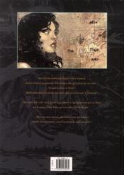 Pavillon noir t.3 ; dans les entrailles du temps - 4ème de couverture - Format classique