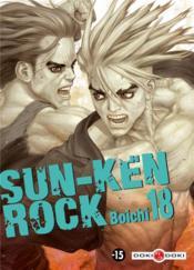 Sun-Ken Rock T.18 - Couverture - Format classique