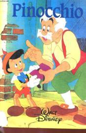 Pinocchio - Couverture - Format classique