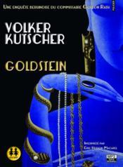 Goldstein - Couverture - Format classique