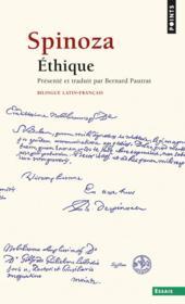 Éthique ; bilingue latin-français - Couverture - Format classique