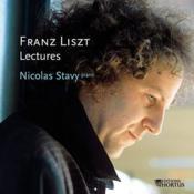 Lectures ; Franz Liszt - Couverture - Format classique