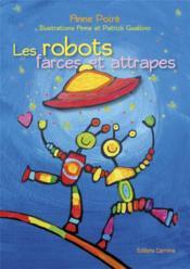 Les robots farces et attrapes - Couverture - Format classique